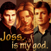josh is my god - joss-whedon icon