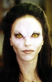 Buffy the Vampire Slayer karatasi la kupamba ukuta called juliet landau make up