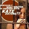 LOST Actors photo containing a holding cell and a penal institution titled kate eating... lost