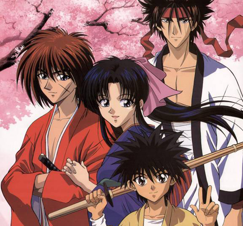 kenshin and Friends