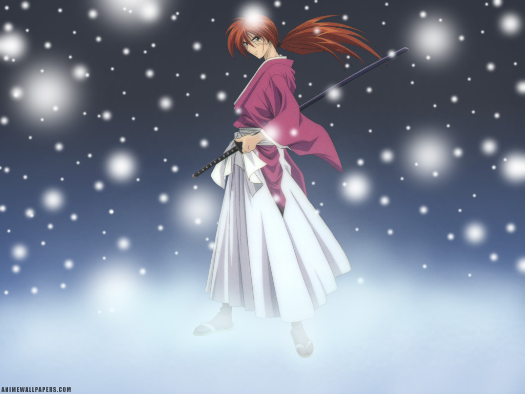 kenshin himura wallpaper - photo #1