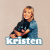 Kristen Bell photo possibly containing a portrait called kristen<33