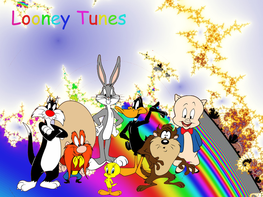looney tunes looney tunes wallpaper 825531 fanpop. Black Bedroom Furniture Sets. Home Design Ideas