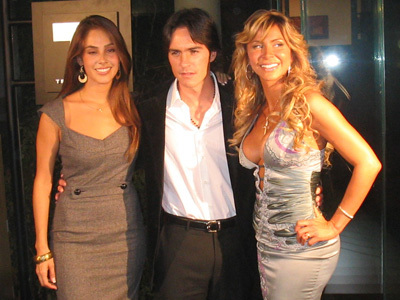 marina, ricardo and veronica