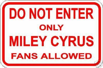 miley 粉丝 enter