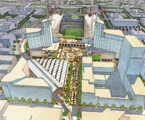minnesota new stadium