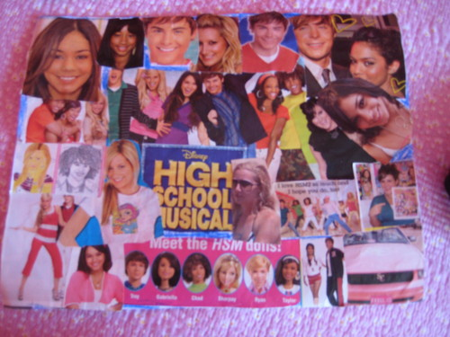 my hsm collage