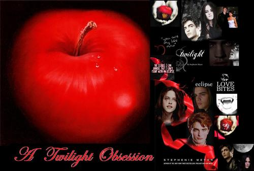 obsessed twilight 팬 !