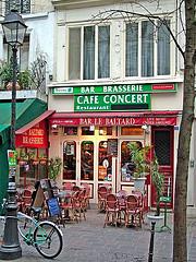 Paris wallpaper containing a tavern called paris~
