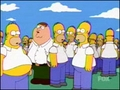 peter clone - the-simpsons-vs-family-guy photo