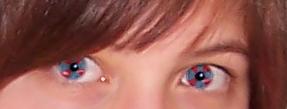 resident evil eyes