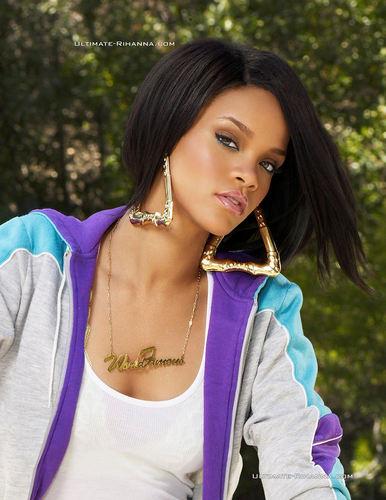 Rihanna HQ Photoshoots