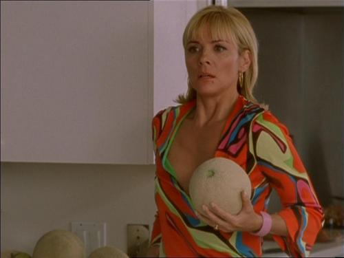 Samantha Jones wallpaper possibly containing a portrait entitled sam