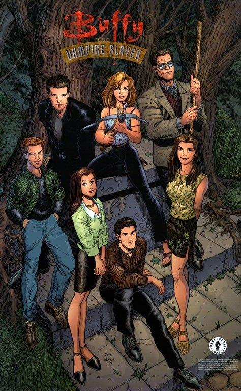 Buffy The Vampire Slayer Season 3 Buffy-the-vampire-slayer