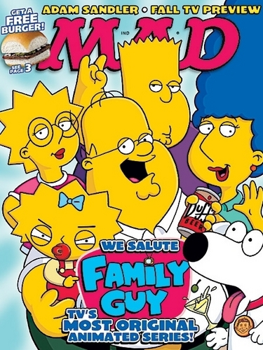 simpsons/family guy - the-simpsons-vs-family-guy Photo