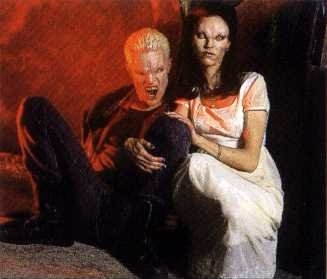 Buffy the Vampire Slayer wallpaper called spike and dru