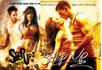 Step Up 2 The Streets wallpaper with anime entitled step up mix
