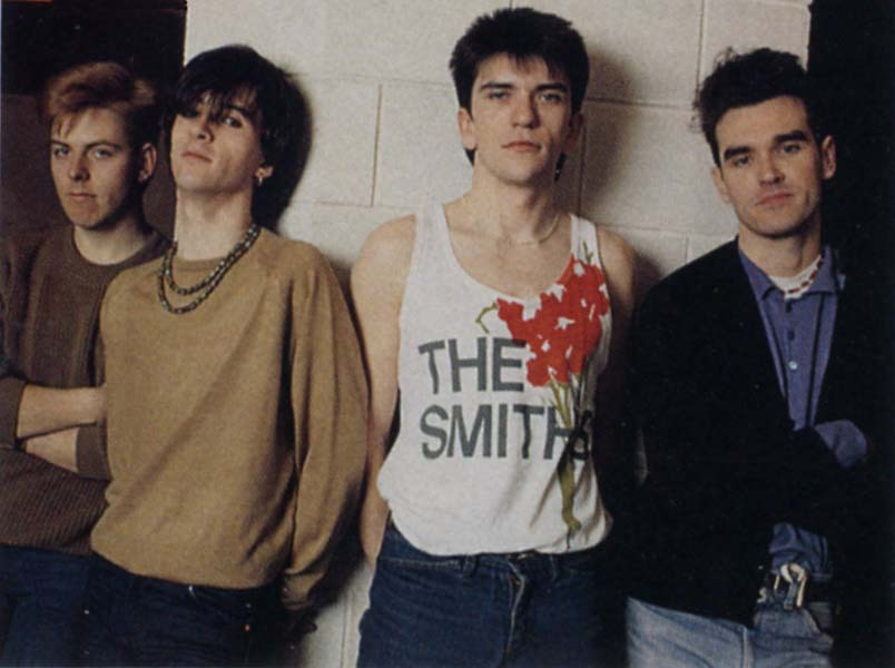 the smiths band wallpaper -#main