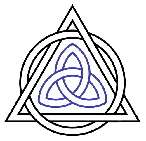 triquetra - witchcraft Photo