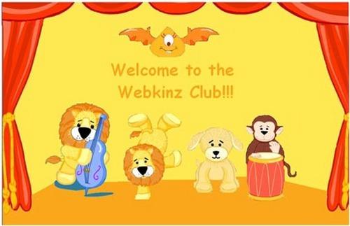 welcome to webkinz club!!!!!