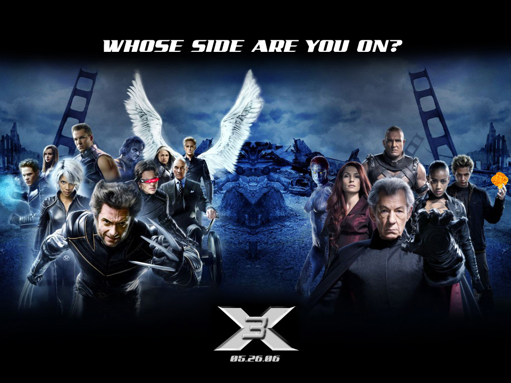 x men 3 x men wallpaper 966071 fanpop
