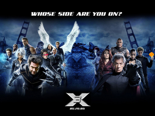 X-Men wallpaper with anime titled x-men 3