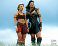 xena &amp; gabrielle - xena-warrior-princess photo