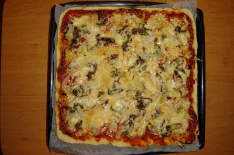 yummy ピザ