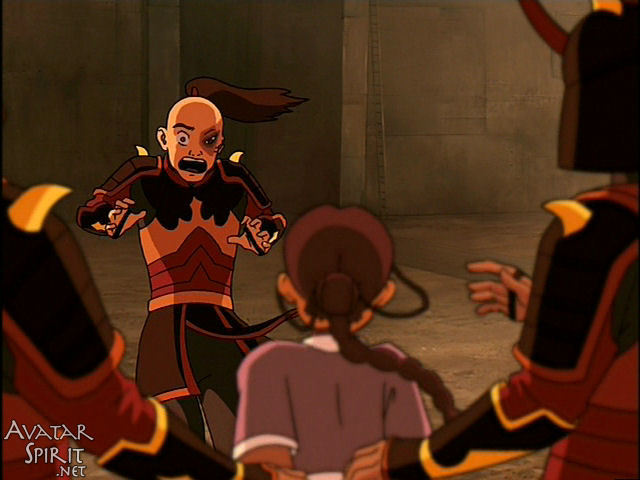 Avatar Last Airbender Wallpaper Zuko And Katara