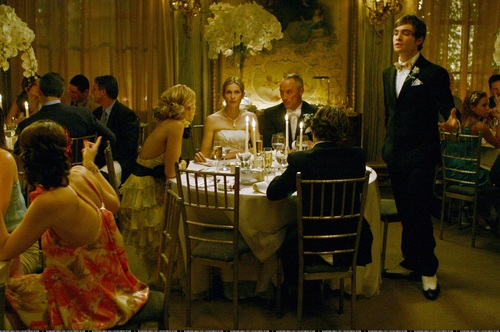 Gossip Girl wallpaper with a brasserie entitled 1x18 stills HQ