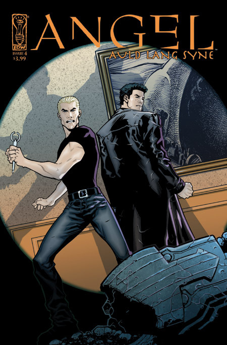 एंजल comic cover