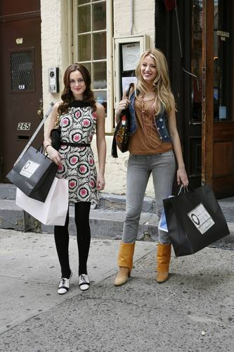 Blair and serena