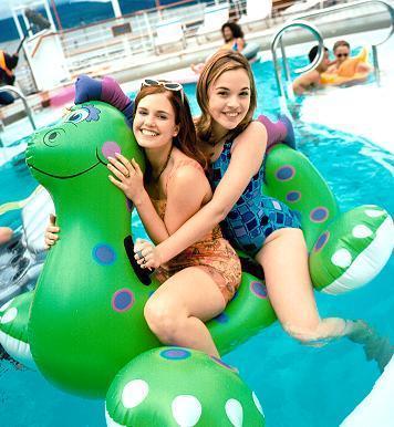 Ashley and Tamara