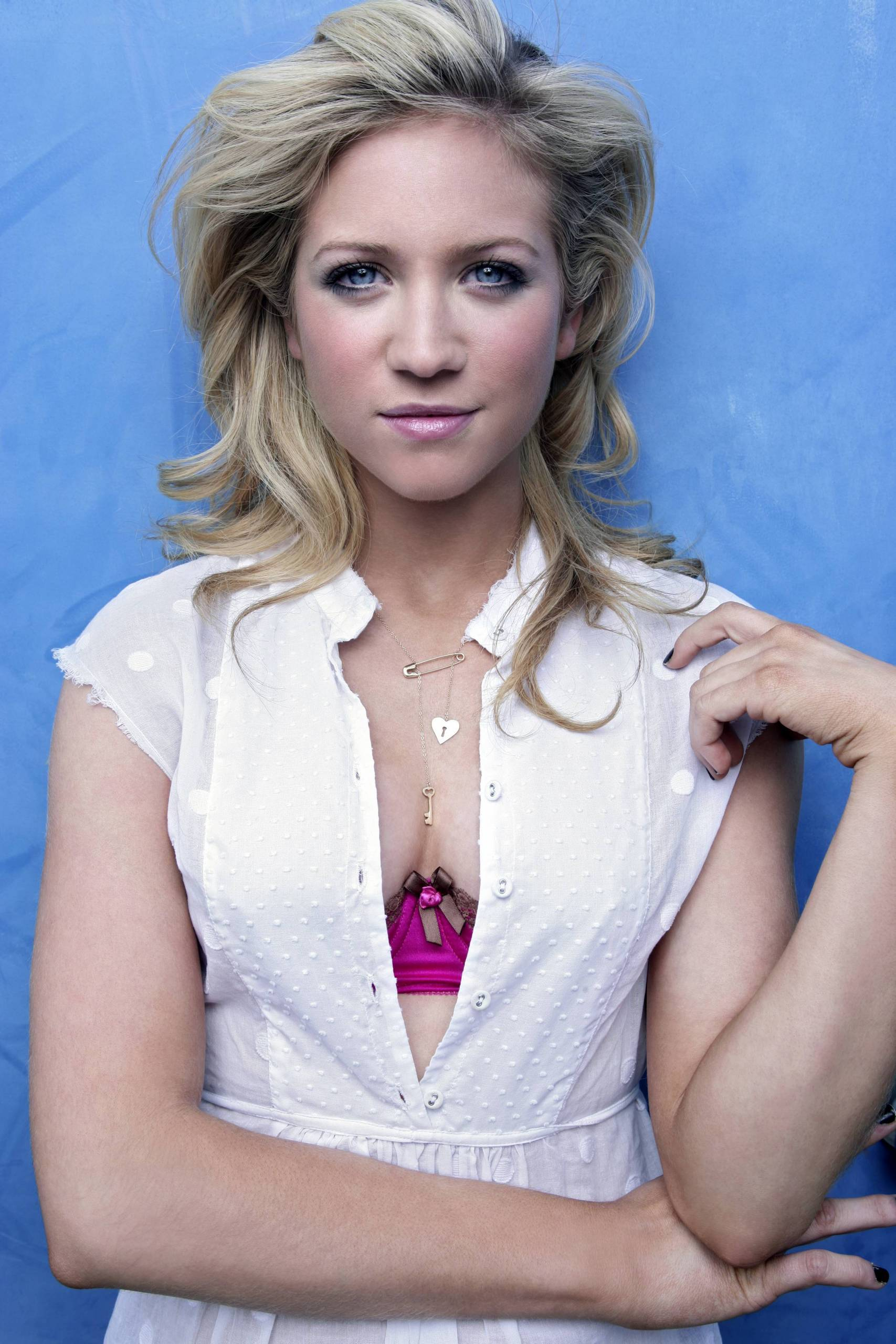 Watch Brittany Snow video