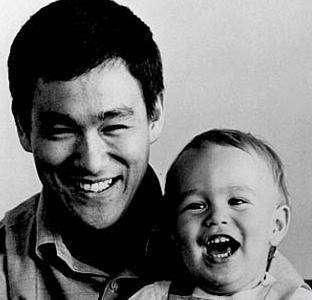 Bruce and Brandon Lee - brandon-lee Photo