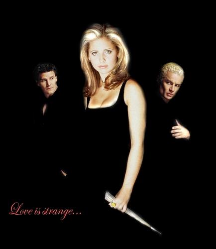 Buffy & her 뱀파이어