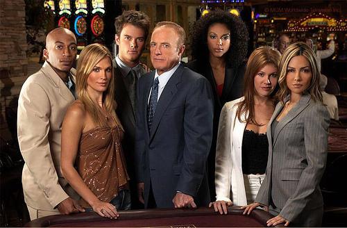 vegas tv show cast