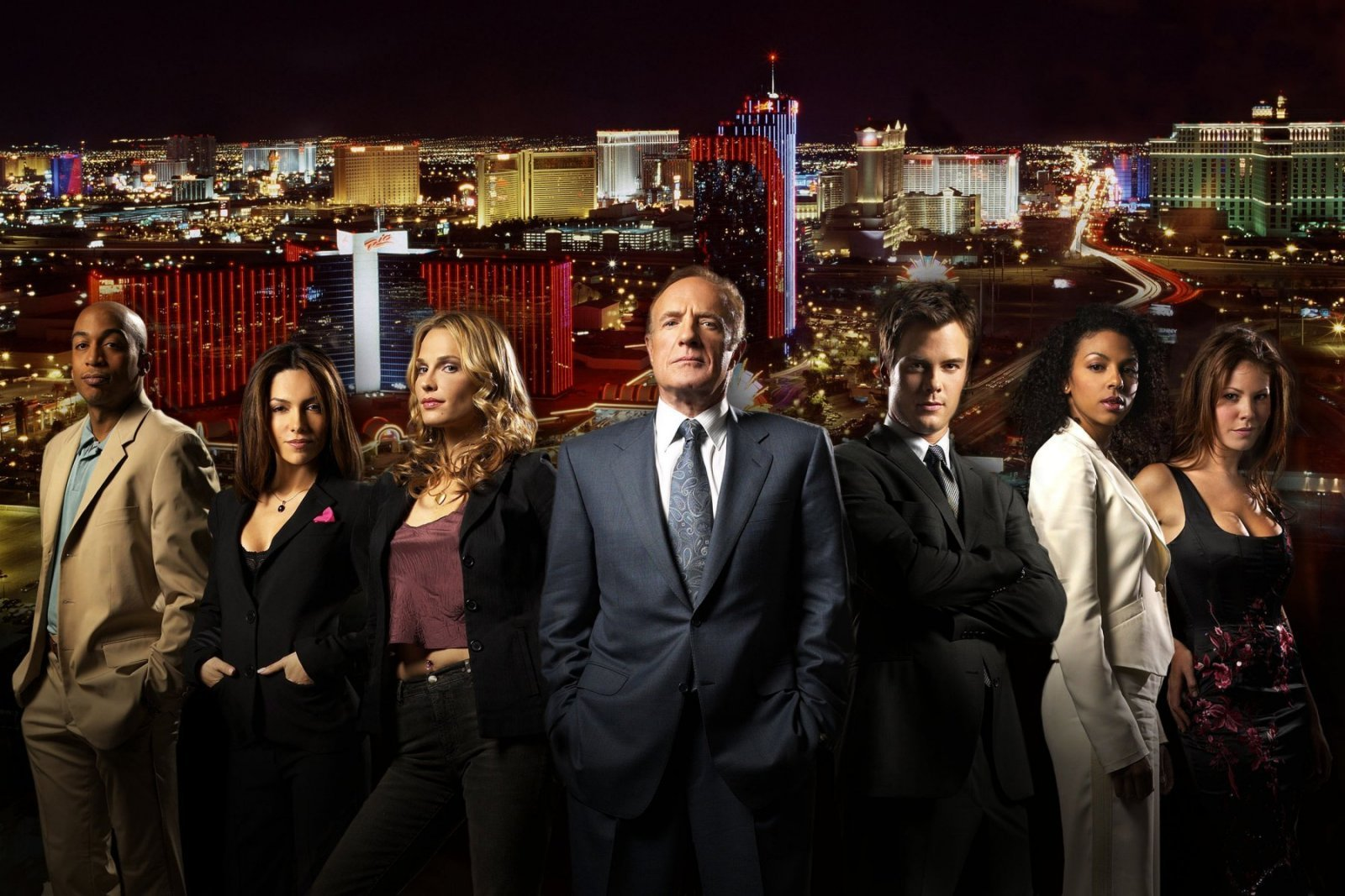 Las Vegas the Series Cast