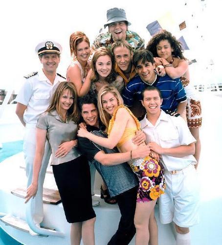 Cast of Breaker High
