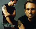 Christian - christian-slater wallpaper