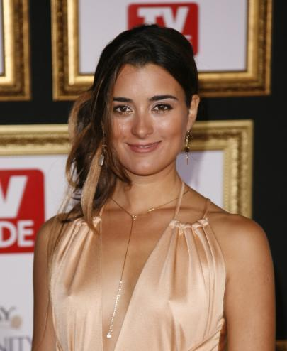 Cote de Pablo fond d'écran with a portrait called Cote de Pablo