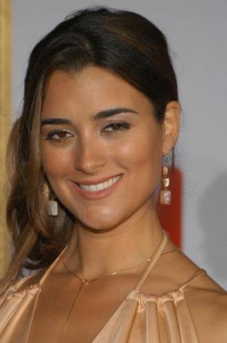 Cote de Pablo fond d'écran containing a portrait called Cote de Pablo