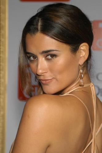 Cote de Pablo fond d'écran with skin and a portrait titled Cote de Pablo