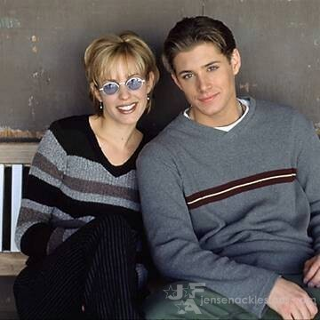 Jensen Ackles Hintergrund probably with a living room and a drawing room called Days Of Our Lives Promo Pic's