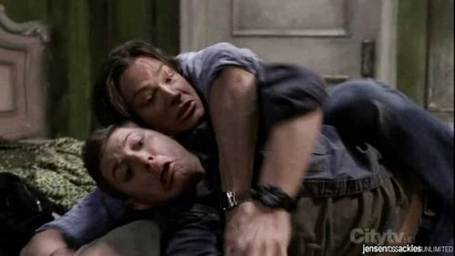 Dean And Sam Fighting