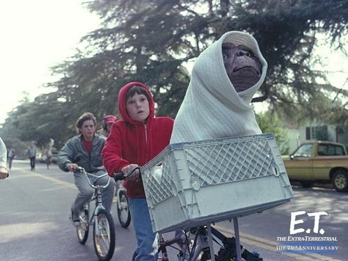 E.T 壁紙