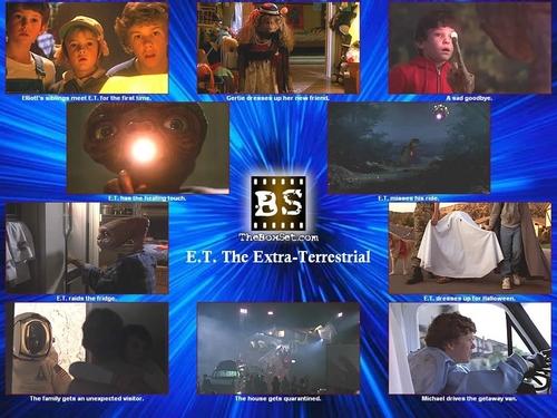 E.T wallpaper