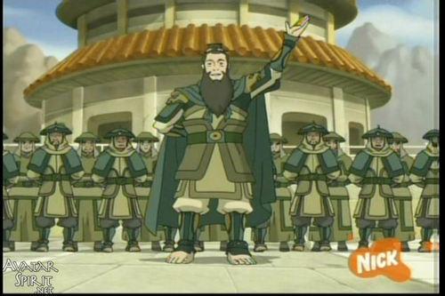 Earth Kingdom Warriors