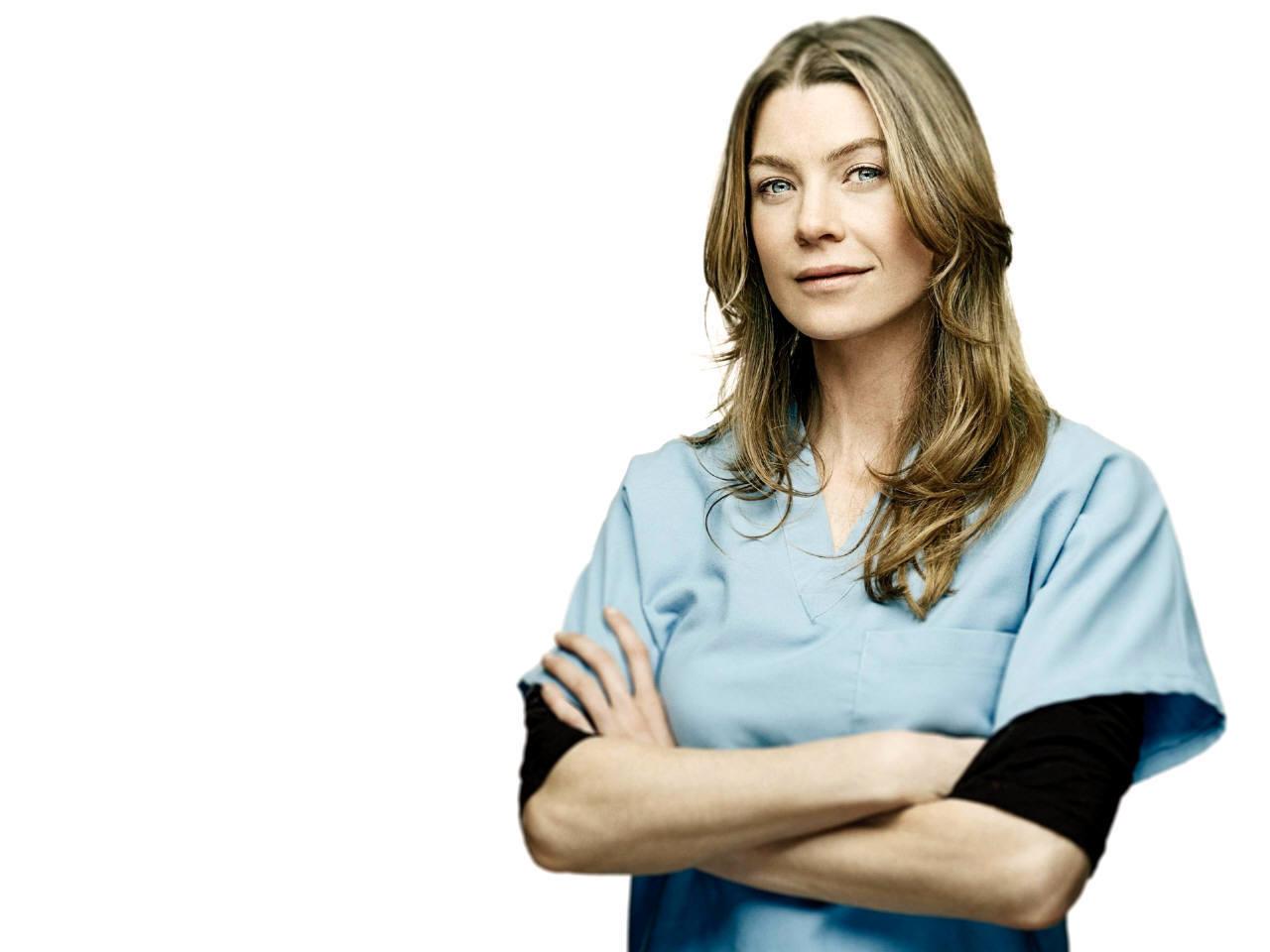 GreyS Anatomy Ellen Pompeo