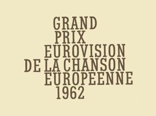 Eurovision 1962